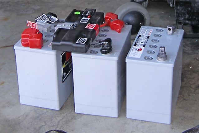 power chair batteries types 1