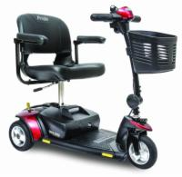 Pride 3 Wheel Go-Go Elite Traveller