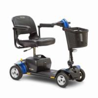 Pride 4 Wheel Go-Go Elite Traveller Plus