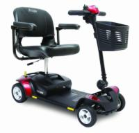 Pride 4 Wheel Go-Go Elite Traveller